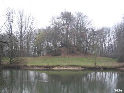 Motte Beeck Ophoven